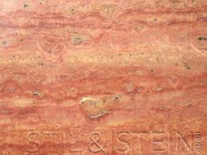Travertin Rosso Persia